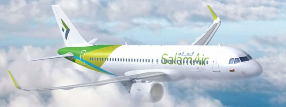 Third A320Neo Aircraft Joins SalamAir's Growing Fleet