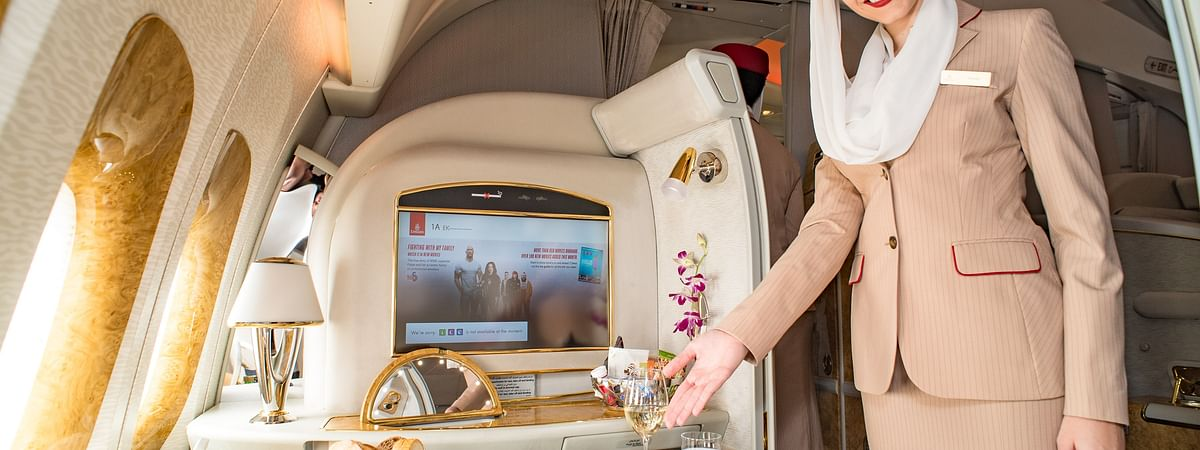 Emirates' First Class Suite Makes Debut in Durban