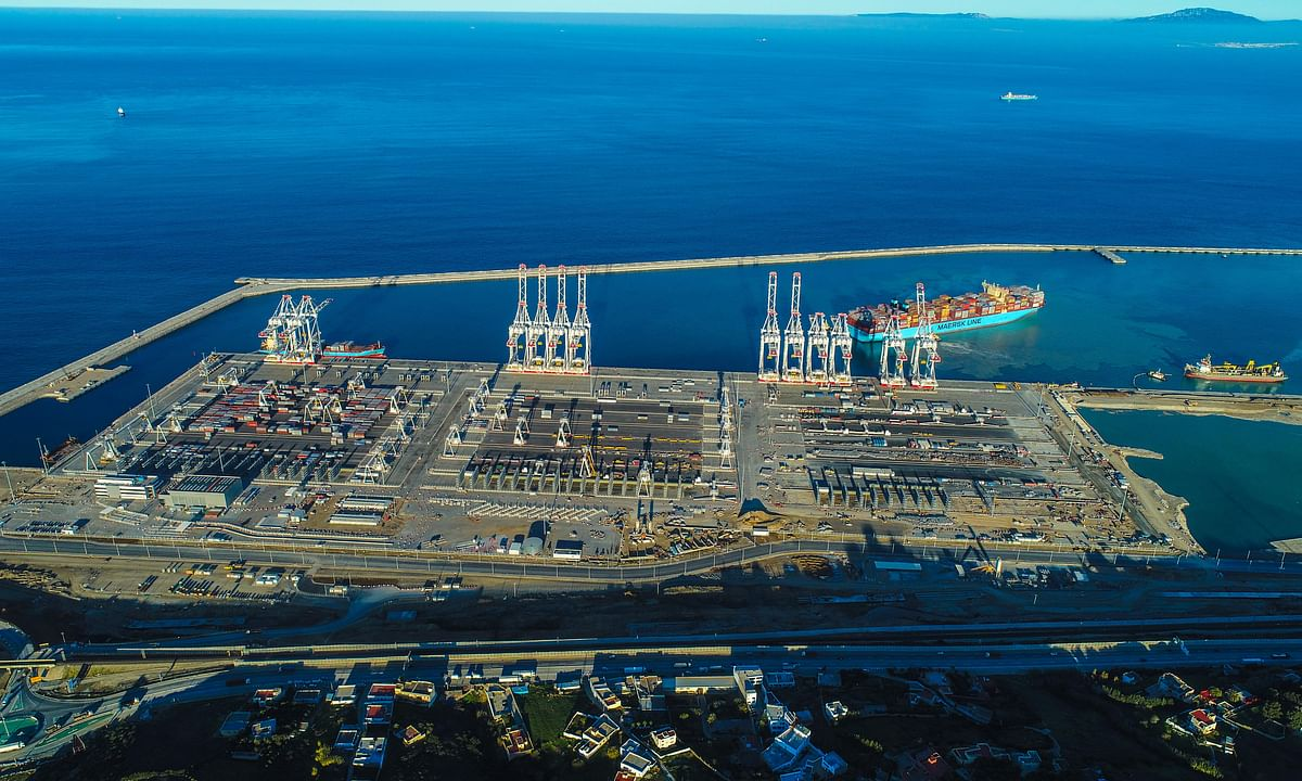 APM Terminals Medport Tangier Opens for Business