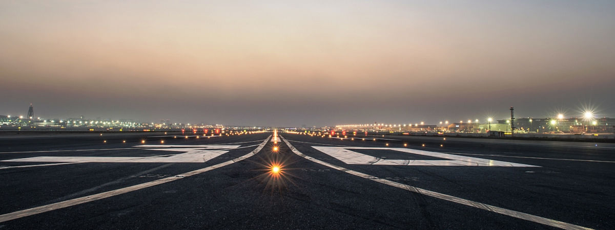 Watch: Flights  Restart from Refurbished DXB Southern Runway