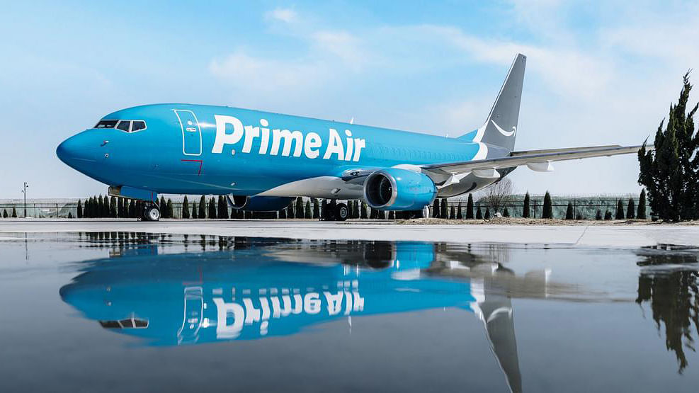 Amazon Air Adds 15 Boeing 737-800 Converted Freighters to Fleet