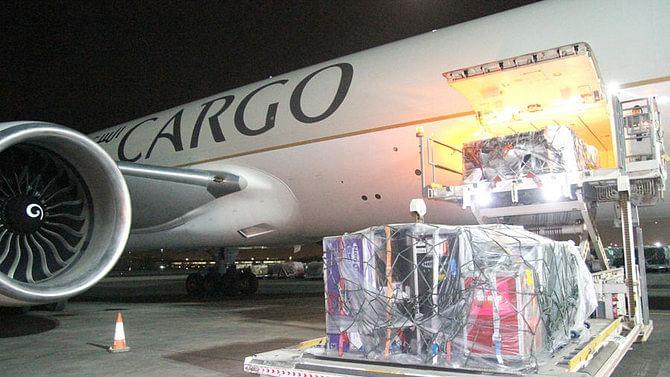 Saudia Cargo Transports 175 Tonnes of WWE Equipment