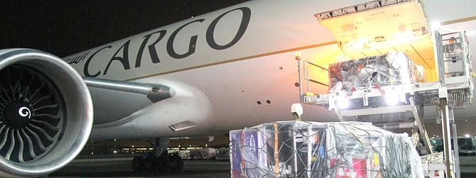 Saudia Cargo Transports 175 Tonnes of WWE Equipment