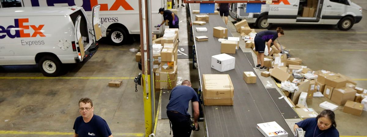 FedEx Express Not to Renew US Domestic   Contract with Amazon