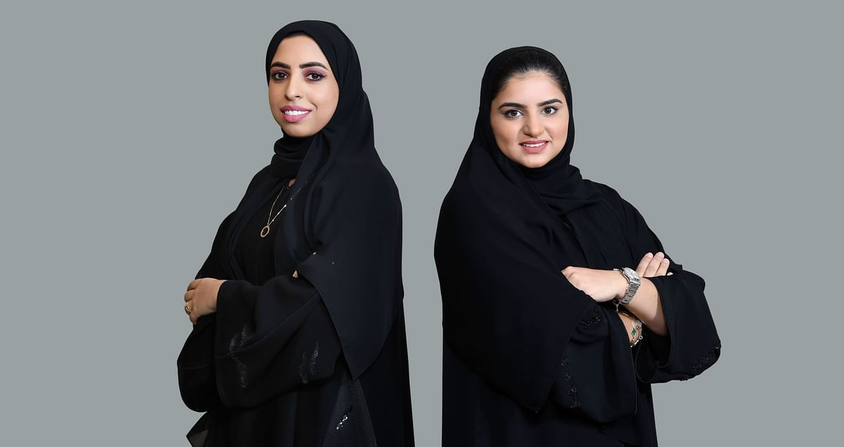Alyazeya Saeed and Fatma Ahli are the new  Cargo Managers at Oman and Kuwait.