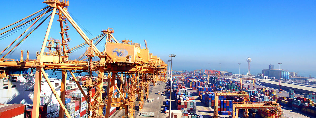 Dammam Completes 500,000 Remote Controlled Container Moves