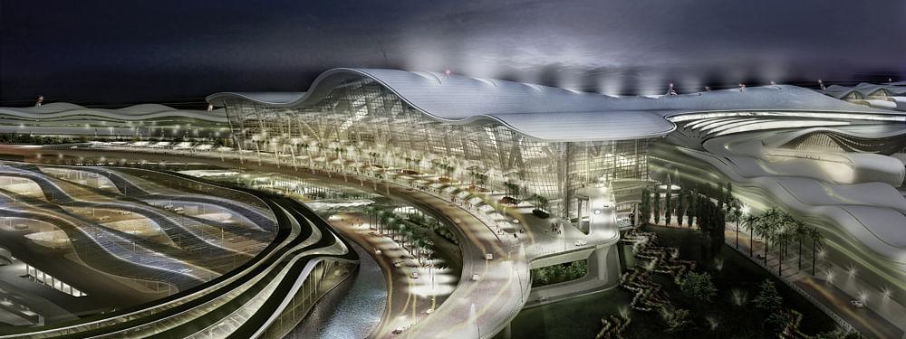 New Abu Dhabi Airport Gets 5G Ready