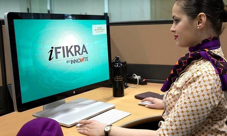 Etihad Airways  Encourages Innovation in Workforce