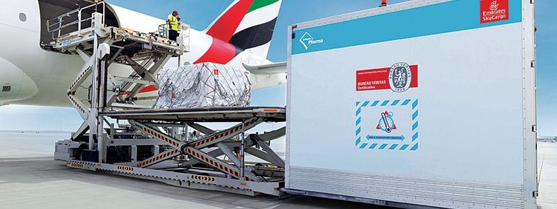 Emirates SkyCargo Strengthens Pharma Capabilities