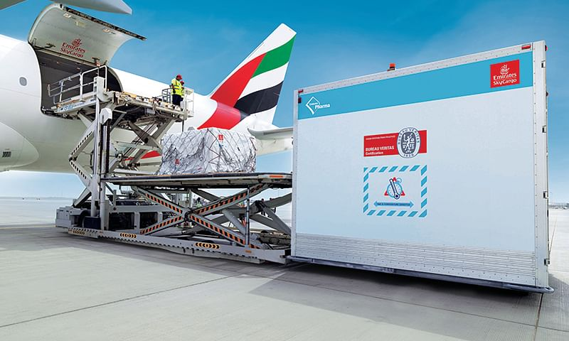 Emirates SkyCargo Strengthens Pharma Capabilities