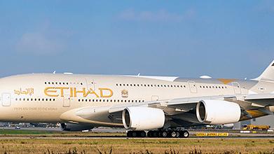Etihad Airways Starts 4th Year-round Daily Service to Heathrow