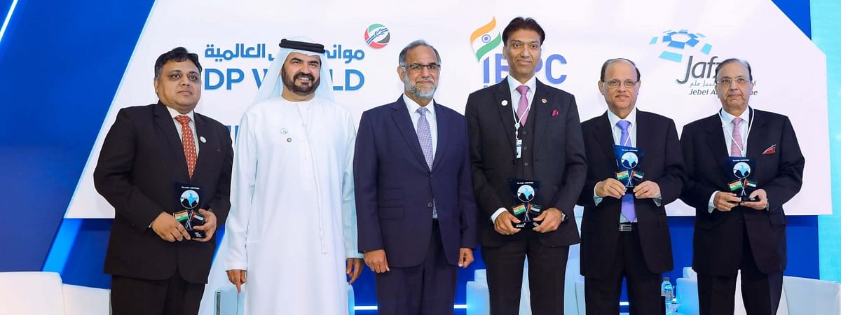DP World  Launches 'India-UAE Bridge'