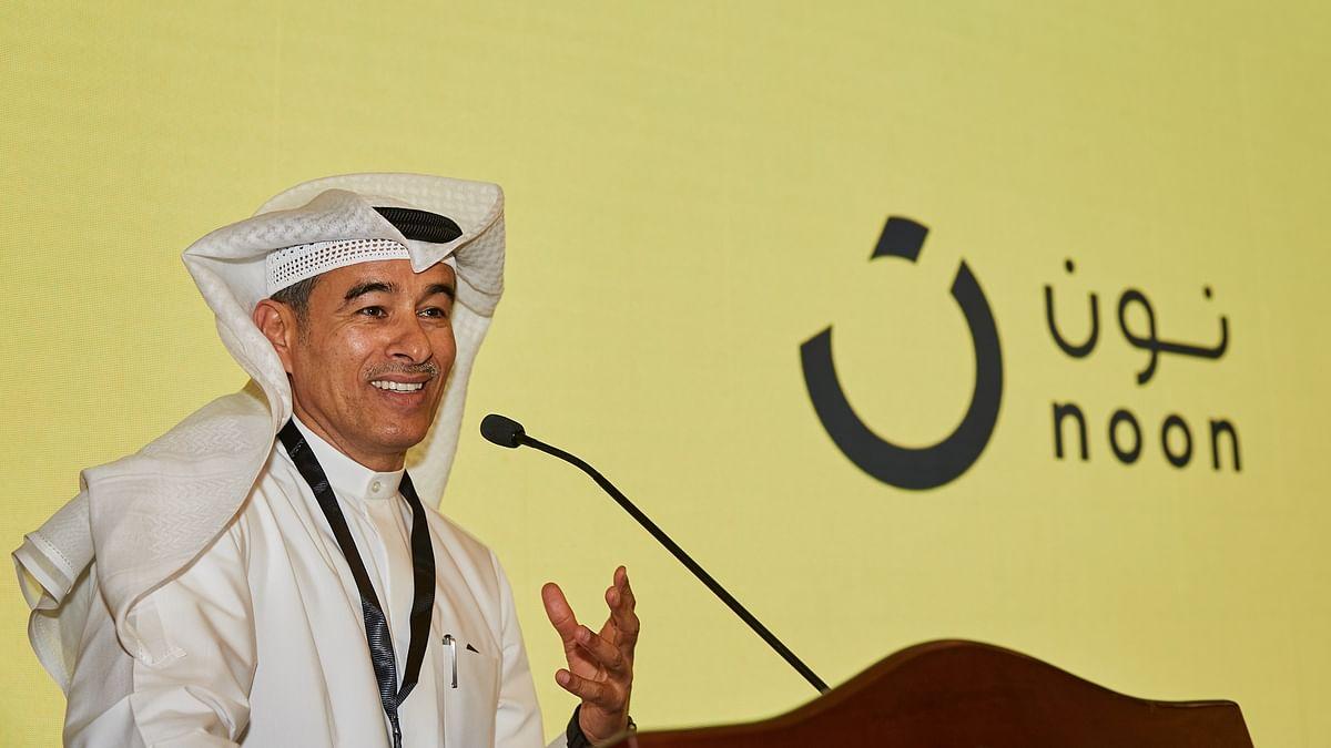 Mohamed Alabbar Speaks at noon.com First Seller Event in Riyadh