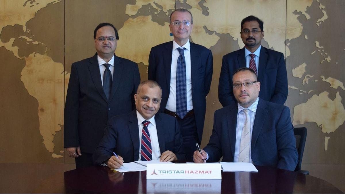 Tristar, Stevens Group form JV for Hazardous Goods in the Middle East