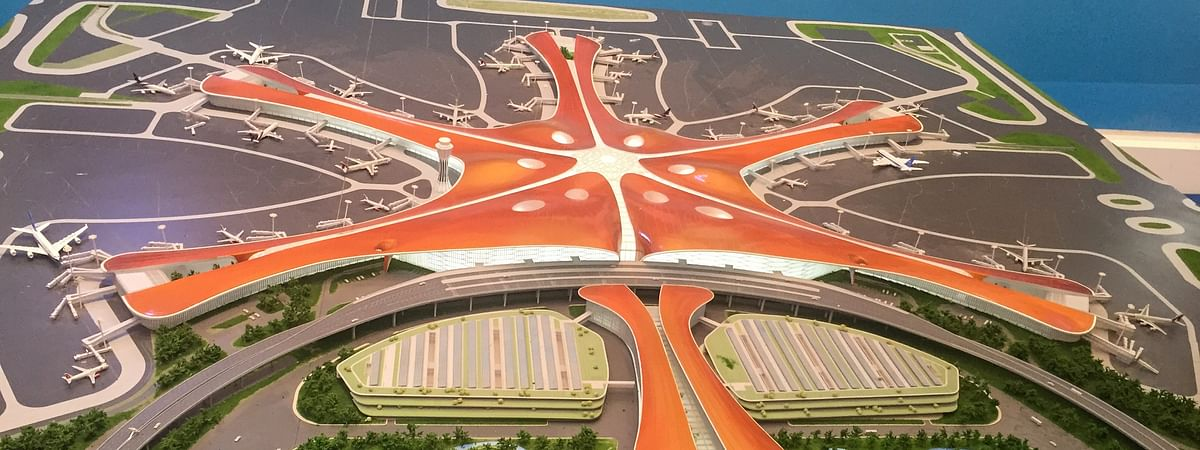 Emaar Signs  Development Deal with Beijing Daxing Int'l Airport