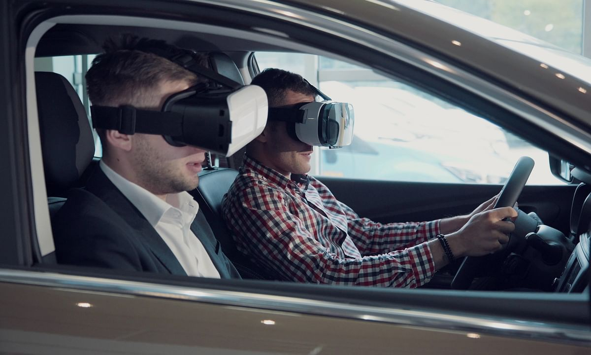 RTA Uses Virtual Reality to Train Occupational Drivers