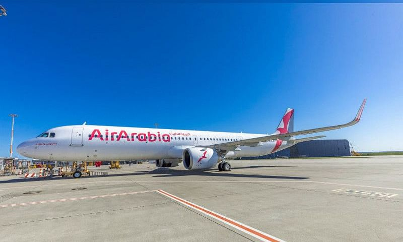 Air Arabia Receives Second A321neo LR
