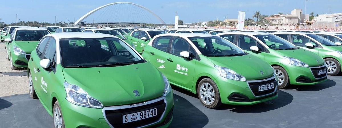 RTA's Smart Car Rental Sees 378,000 Journeys in 7 Months