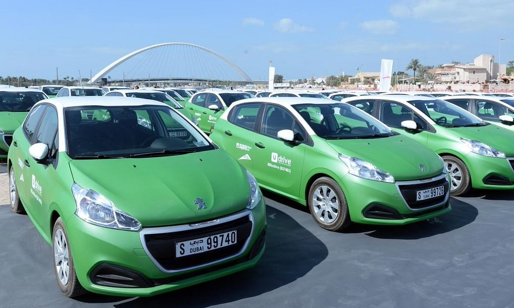 RTA's Smart Car Rental Sees 378,000 Journeys in 7 Months
