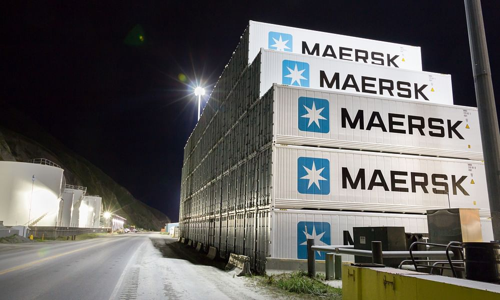 Maersk Sees  Huge Q2 Boost Despite US-China Spat