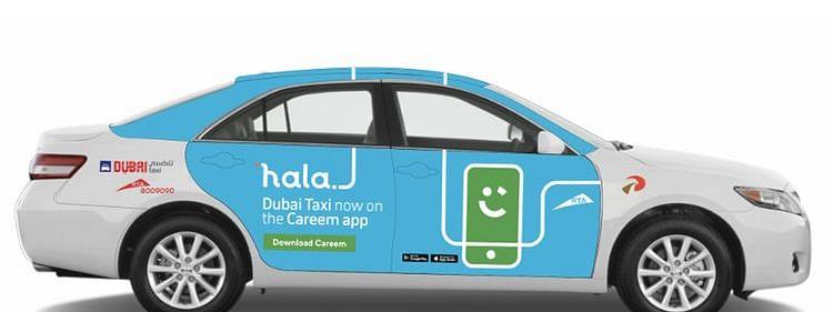 RTA, Careem Officially Launch 'Hala' e-Hailing Service in Dubai