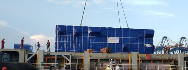 Bolloré Logistics Completes Complex Project Shipment to Algeria