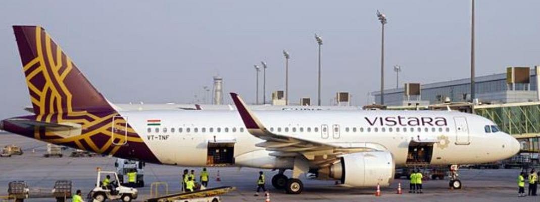 DXB Welcomes Vistara's Inaugural Flight from Mumbai