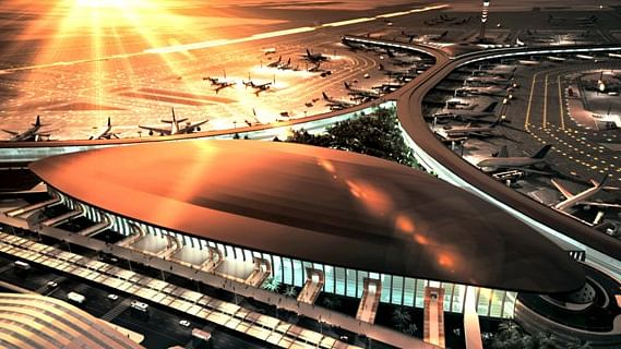 AUH Welcomes First Flights from New King Abdulaziz Int'l Airport