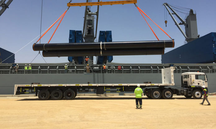 Panalpina Oiling Up for Business in Oman