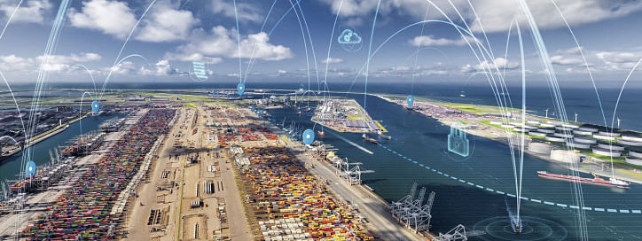 Port of Rotterdam Launches Digital Shipping App Pronto