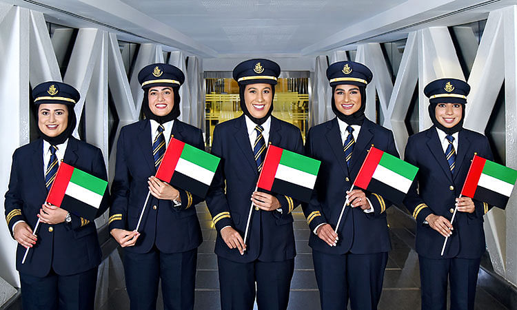 Watch: Emirates Celebrates Emirati Women's Day