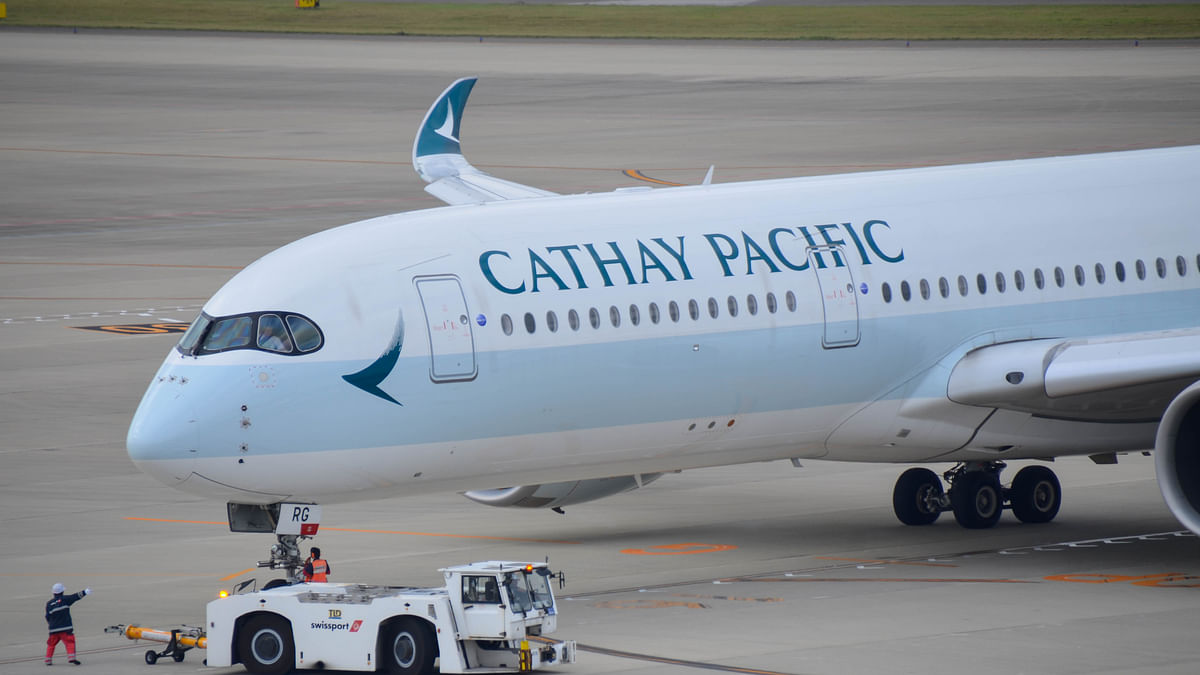 Cathay Pacific Sees Changes At the Top