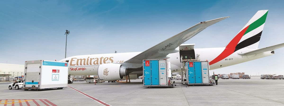 Emirates SkyCargo Cool Chain Sees Successful Summer Season