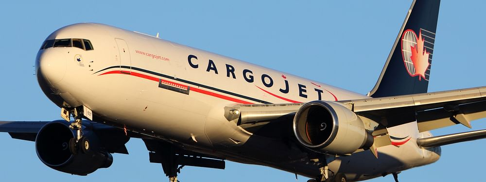 Amazon Buys into CargoJet