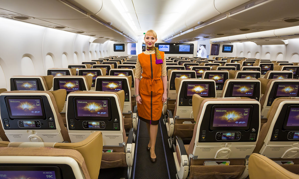 Etihad Airways Partners with Blockchain Travel Platform Winding Tree