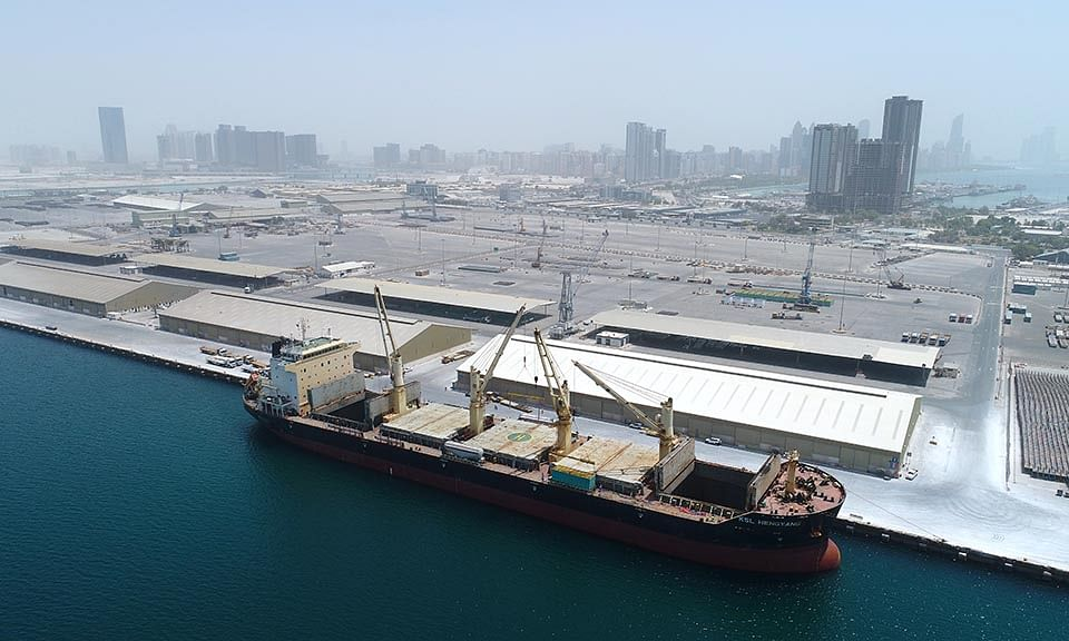 Abu Dhabi Ports Enhances Ease of Doing Business for Chinese Cos