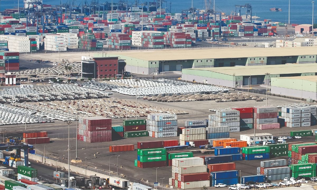 Aramco Chemicals Selects  LogiPoint for Export Hub at Jeddah Port