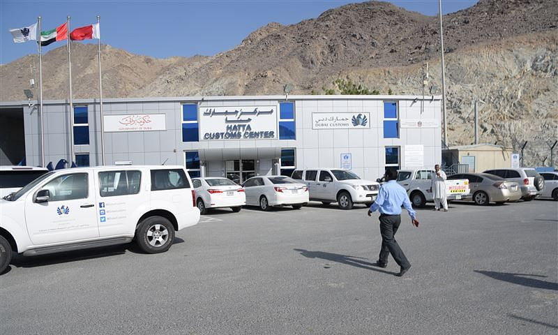 Hatta Border Crossing Ready for Eid Passenger Traffic