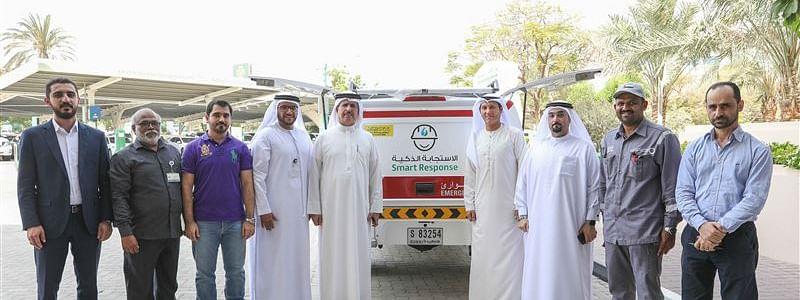 DEWA  Launches Customised Smart Response Vehicle Service