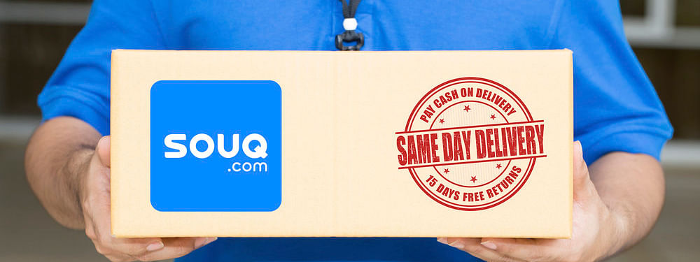 SOUQ.com Introduces Same Day Delivery in Saudi Arabia
