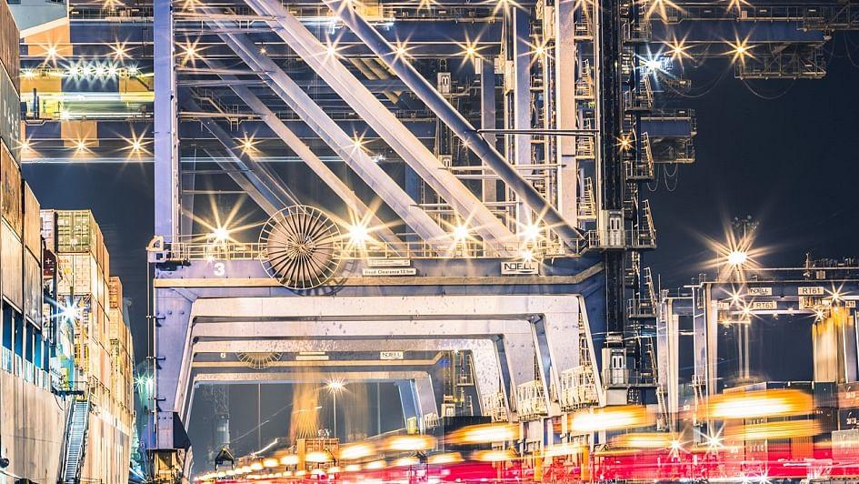 DP World Selects Kalmar RTGs for  Nhava Sheva Container Terminal