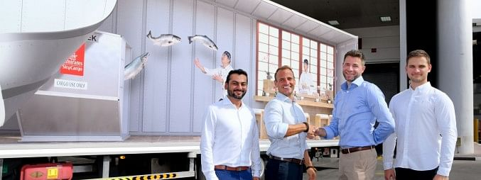 Emirates SkyCargo & Dubai Start-Up Create Seafood Supply Chain