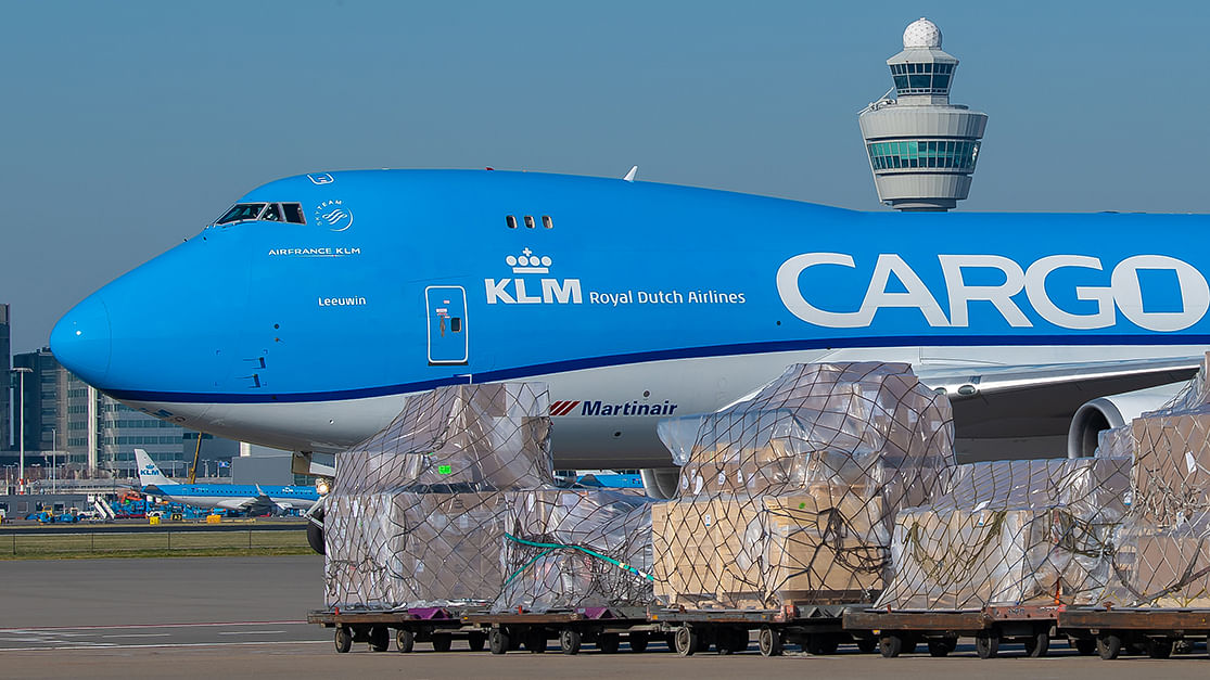 Kuehne + Nagel, Air France-KLM Connect Digital Systems