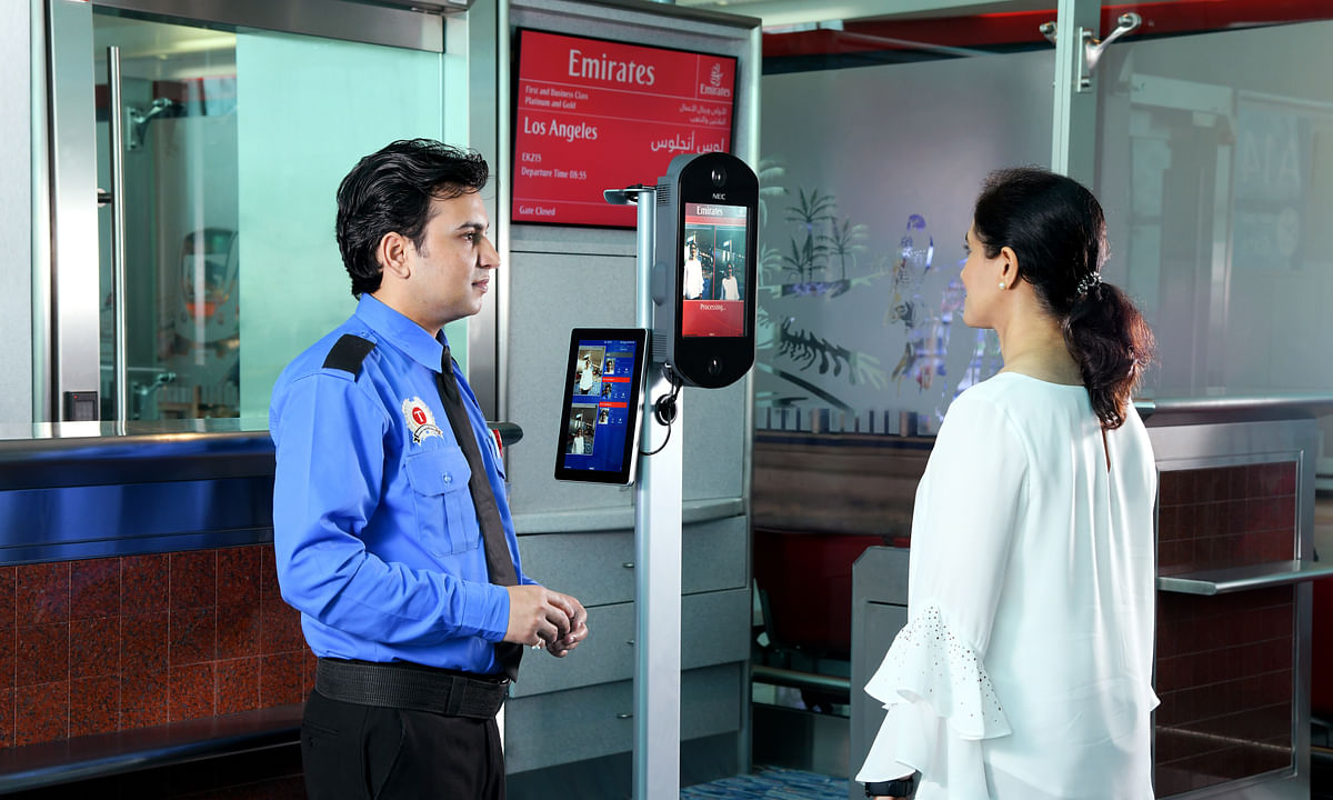 Emirates to Begin Biometric Boarding for US Flights