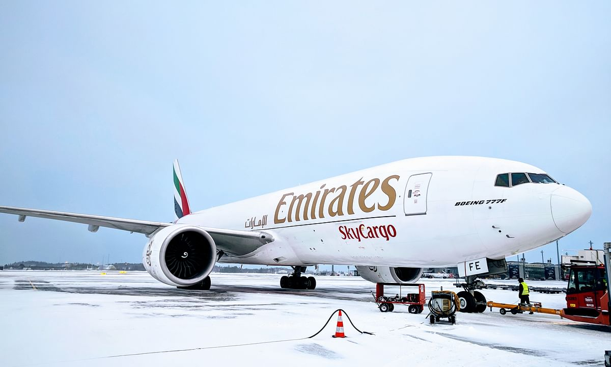 Emirates SkyCargo Completes 5 Years of Belgium, Norway Operations
