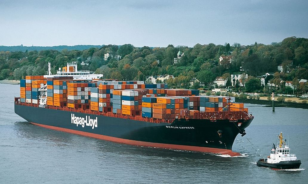 Hapag-Lloyd Now Offers 'Quick Cargo Insurance'