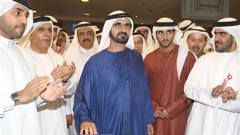 Sheikh Mohammed: Dubai Infrastructure Projects to be World-Leading
