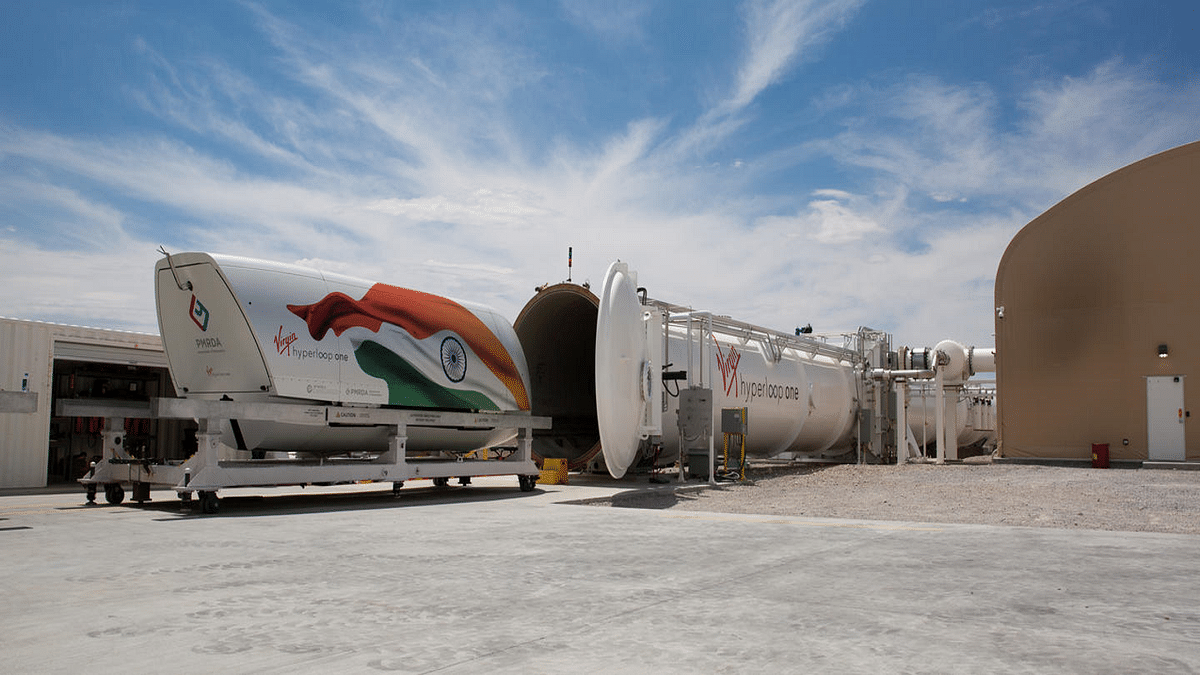 Virgin Hyperloop One India Project Expected to Create 1.8 Million Jobs