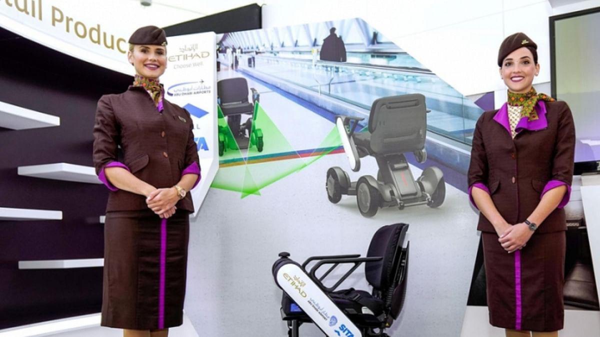 Etihad Airways, AUH Begin Trials of Autonomous Wheelchairs