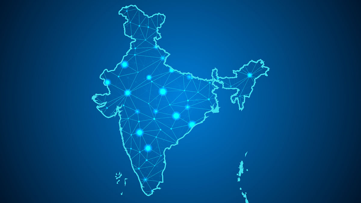 India to Map its Boundaries in Huge AI Project